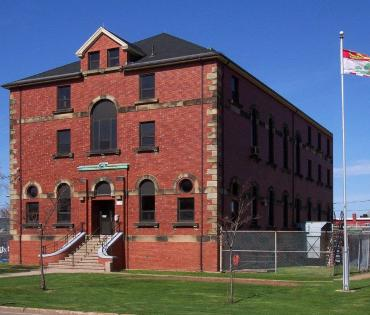 Photo of the Summerside Courthouse